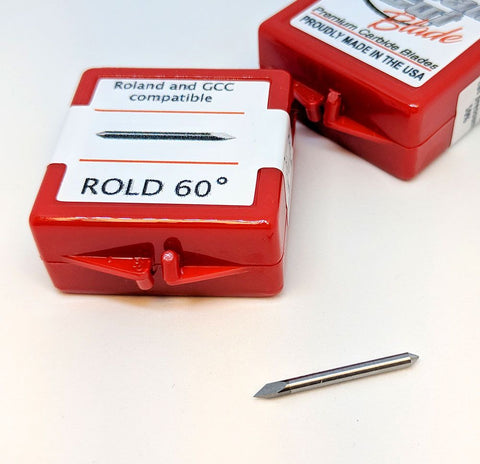 Image of Roland Clean Cut Blade ROLD-60 Product Boxes