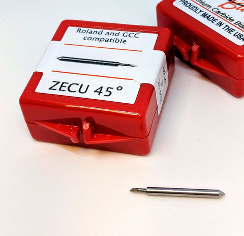 Image of Roland Clean Cut Blade ZECU-45 Product Boxes