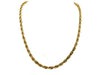10K Yellow Gold Rope Chain - 6MM