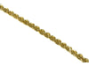 10K Yellow Gold Rope Chain - 3MM
