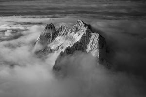 Bugaboos Black & White