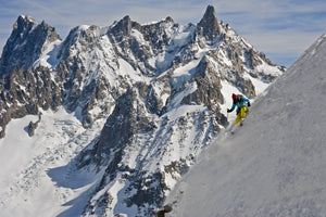 Kit DesLauriers, Chamonix, France