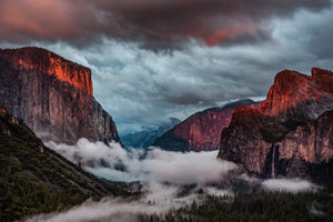 Yosemite Valley After the Storm