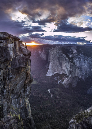 Taft Point, Yosemite, CA