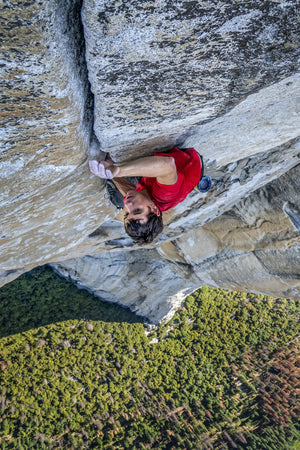 Alex Honnold, Freerider