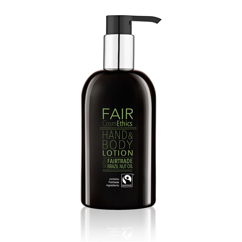 Fair Trade Bodylotion 300ml CosmEthics Doos à 24 stuks