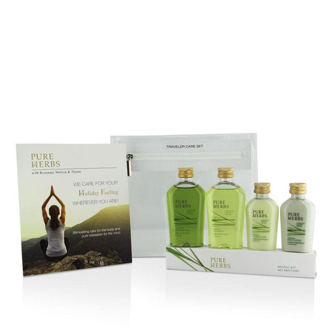 Pure Herbs Travel Kit