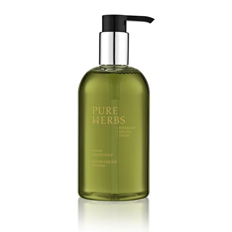 Pure Herbs Liquid Soap 300ml doos à 24 stuks