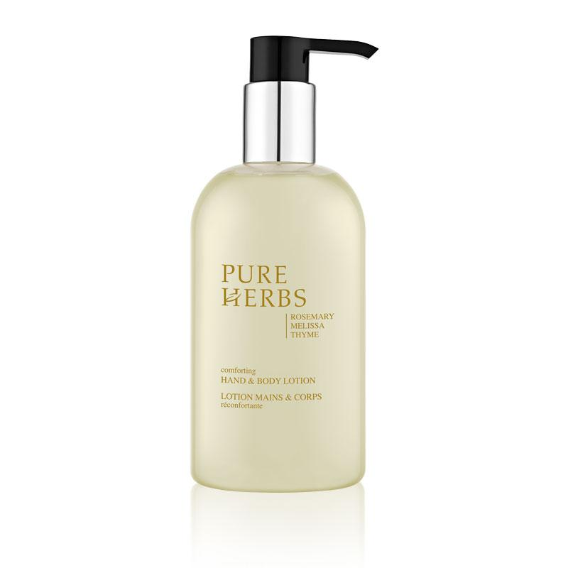 Pure Herbs Body lotion 300ml doos à 24 stuks