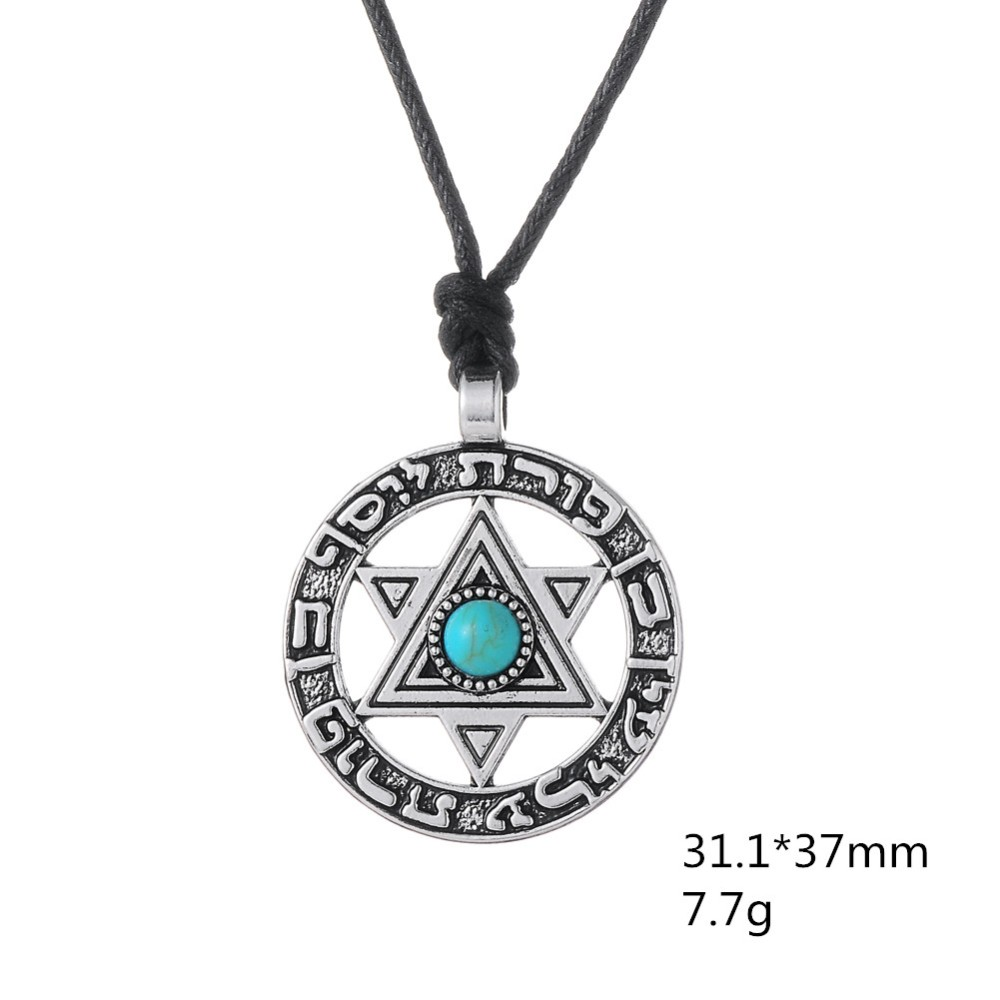 Kabbalah Necklace - שרשרת קבלה דגם 181813 - ME by April