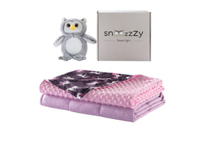 Unicorn Cover and Blanket (5lb, 7lb & 10lb)