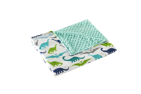Dinosaur Cover and Blanket (5lb, 7lb & 10lb)