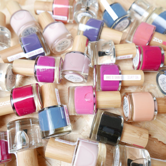 What is Non-Toxic Nail Varnish and How To Have A Vegan & Eco Friendly Manicure at Home?
