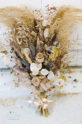 the cornish flower company dried flowers
