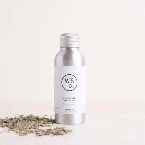 wild sage and co method cleanser for oily skin.