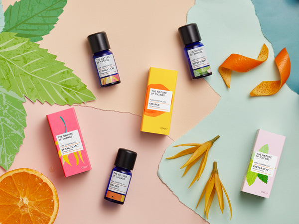 the kind store the nature of things essential oils