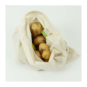 A Slice of Green All Products Large Organic Cotton Grocery Bag