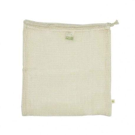 A Slice of Green All Products Small Organic Cotton Mesh Grocery Bag