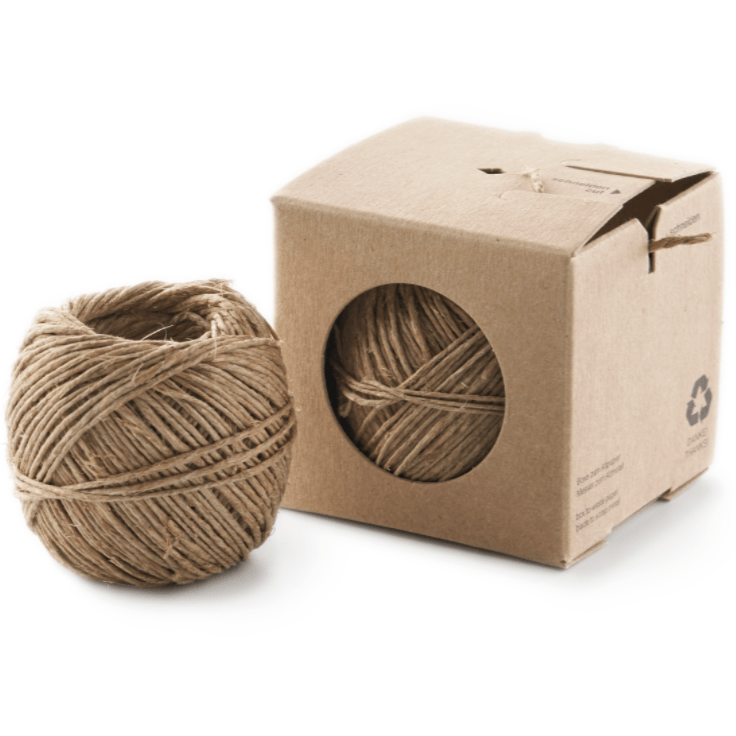 Bachi Cord All Products Natural Twine in Dispenser