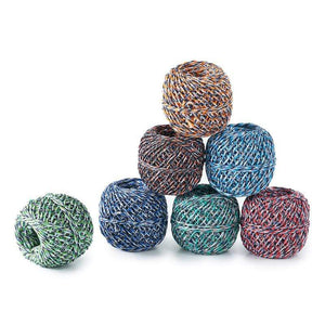 Bachi Cord All Products Recycled Twine in Dispenser