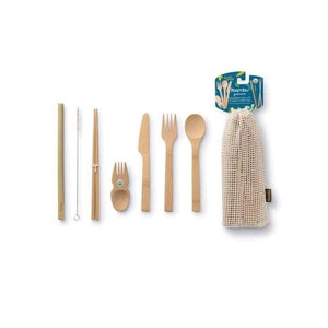 Bambu All Products Eat & Drink Cutlery Travel Set
