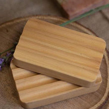 Load image into Gallery viewer, Bean & Boy All Products Eco Friendly Hemu Wood Soap Dish