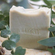 Load image into Gallery viewer, Bean & Boy All Products Eucalyptus & Spirulina Natural Soap