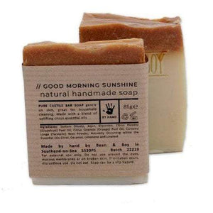 Bean & Boy All Products Good Morning Sunshine Castile Soap