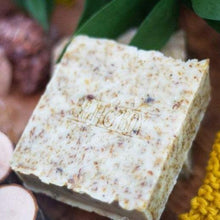 Load image into Gallery viewer, Bean & Boy All Products Grapefruit & Calendula 'Happy' Natural Soap