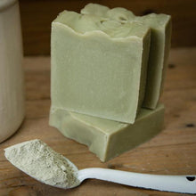 Load image into Gallery viewer, Bean & Boy All Products Green Clay & Tea Tree Natural Soap