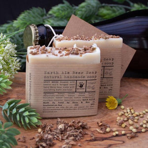 Bean & Boy All Products Natural Beer Soap