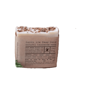 Bean & Boy All Products Natural Earth Ale Beer Soap