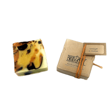 Load image into Gallery viewer, Bean & Boy All Products Orange & Cacao Natural Soap