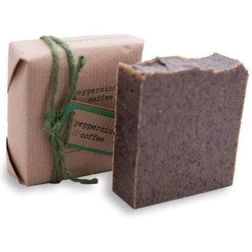 Bean & Boy All Products Peppermint & Coffee Natural Soap