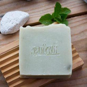 Bean & Boy All Products Pumice & Patchouli Natural Soap