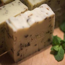 Load image into Gallery viewer, Bean & Boy All Products Spearmint & Seaweed Natural Soap
