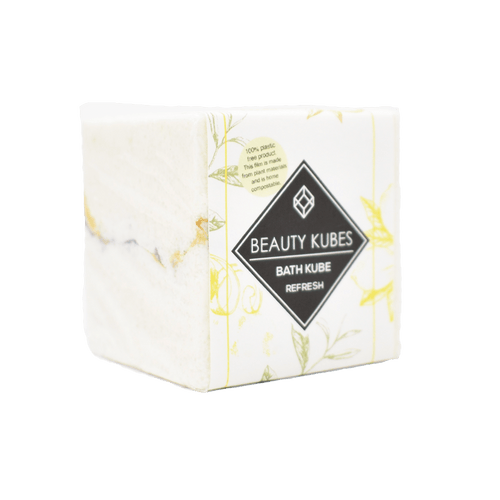 Beauty Kubes All Products Bath Kube Bath Bomb - Refresh