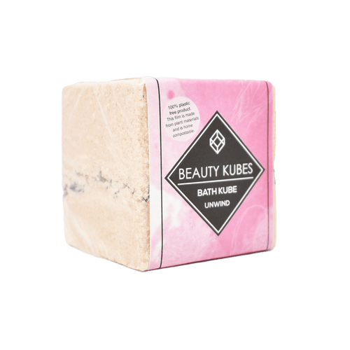 Beauty Kubes All Products Bath Kube Bath Bomb - Unwind