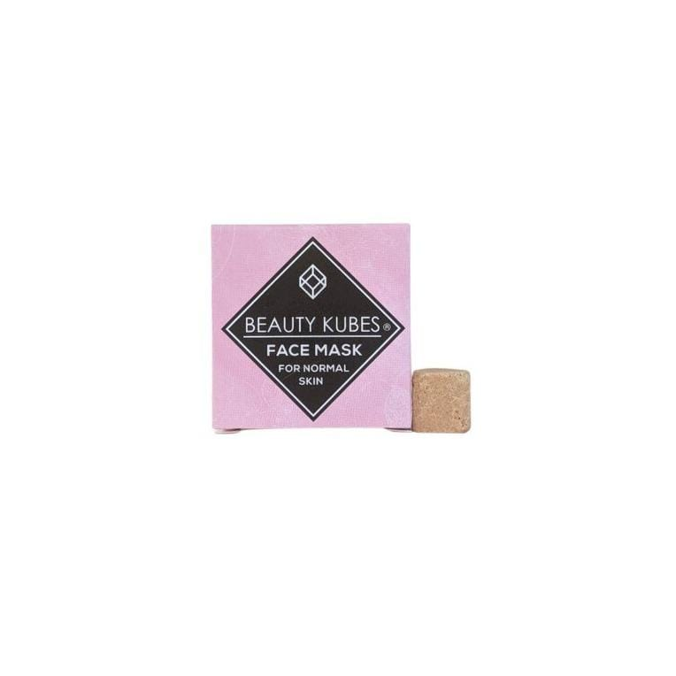 Beauty Kubes All Products Beauty Kubes Face Mask For Normal Skin