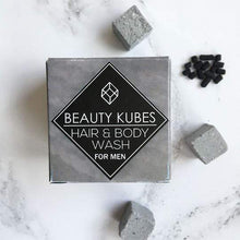 Load image into Gallery viewer, Beauty Kubes All Products Beauty Kubes Hair & Body Wash for Men