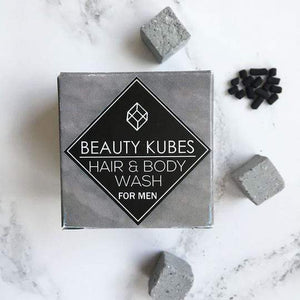 Beauty Kubes All Products Beauty Kubes Hair & Body Wash for Men