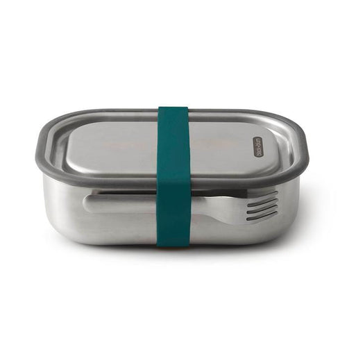 Black + Blum All Products Ocean Stainless Steel Leak Proof Lunch Box 1L