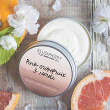 Load image into Gallery viewer, Blushberry Botanicals All Products Pink Grapefruit & Neroli Hand Cream 60ml