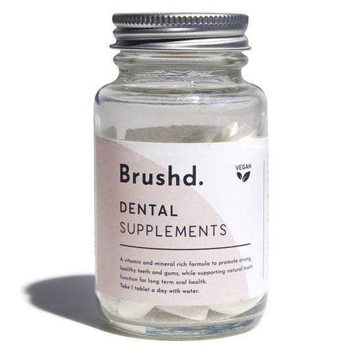 Brushd. All Products Dental Supplements