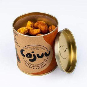 Cajuu All Products Mango Moa Cashew Nuts in Tube