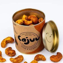Load image into Gallery viewer, Cajuu All Products Mango Moa Cashew Nuts in Tube