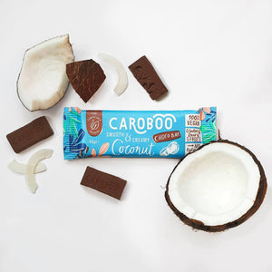 Caroboo All Products Coconut Choco Bar