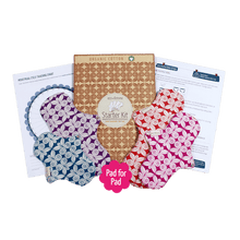 Load image into Gallery viewer, EcoFemme All Products 4 Pack Cloth Pad Starter Kit