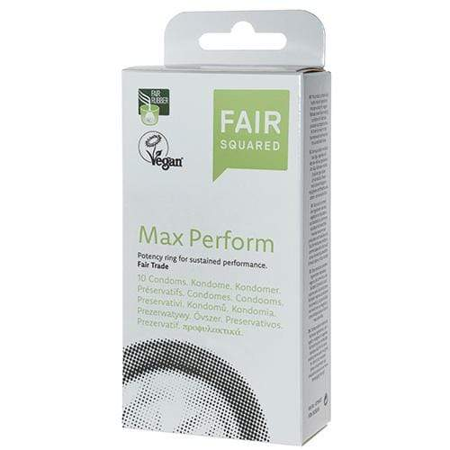 Fair Squared All Products Max Perform Vegan Condoms