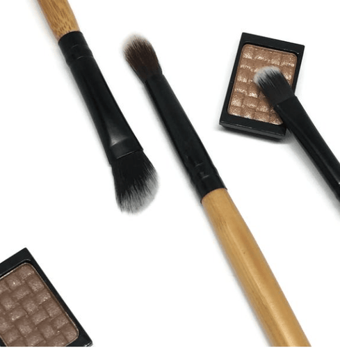 Flawless All Products Blended Eyes Vegan Make Up Brush Set
